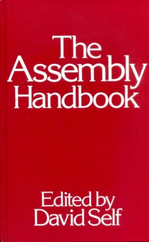 9780091592400: The Assembly Handbook
