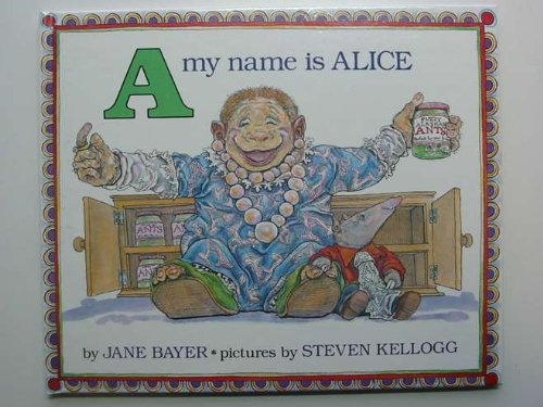 9780091592509: A, My Name is Alice