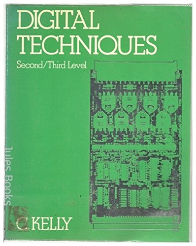9780091593414: Digital Techniques: Level 2-3 (Hutchinson BTECtexts)
