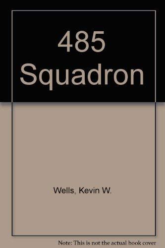 9780091593605: 485 Squadron