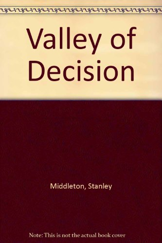 9780091594305: Valley of Decision