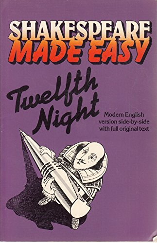 9780091594916: Twelfth Night (Shakespeare Made Easy)