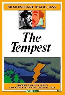 9780091595012: Shakespeare Made Easy: The Tempest (Modern English Version Side-by-side with Full Original Text)