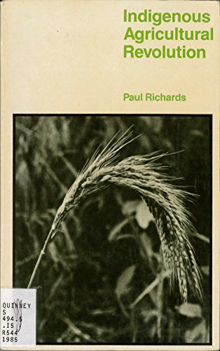 9780091613211: Indigenous Agricultural Revolution