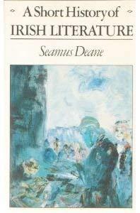 9780091613617: A Short History of Irish Literature