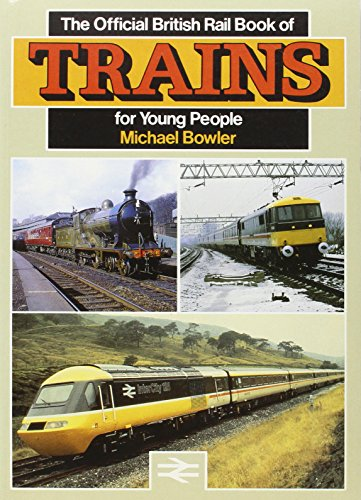 9780091615116: The Official British Rail History of Trains: For Young People