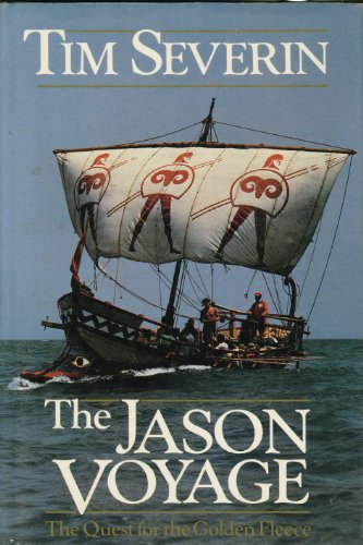9780091618803: The Jason Voyage. the quest for the Golden Fleece