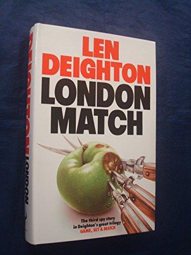 9780091618902: London Match :