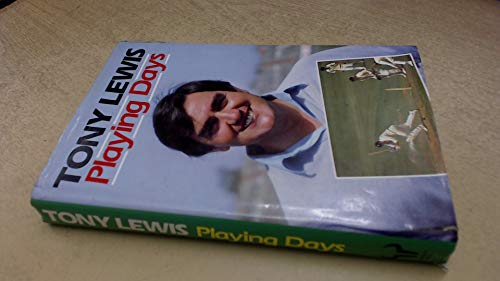 9780091622800: Playing Days: An Autobiography