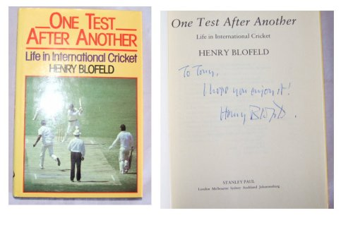 9780091622909: One Test After Another: Life in International Cricket