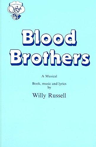 9780091625313: Blood brothers (Studio scripts)