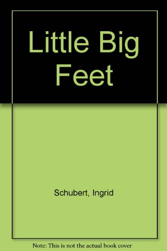 9780091635305: Little Big Feet
