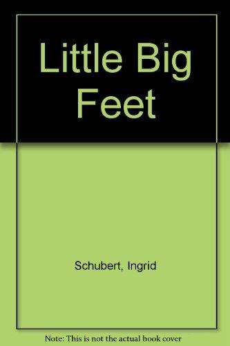 9780091635305: Little Big Feet