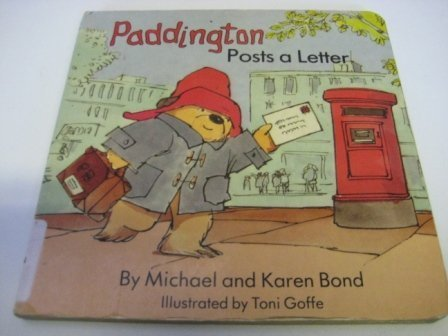 9780091635404: Paddington Posts a Letter (A Paddington Bear slot book)