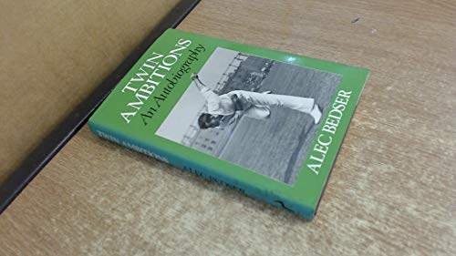 9780091638801: Twin Ambitions: An Autobiography