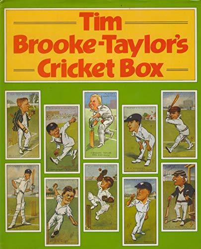 9780091638900: Cricket Box
