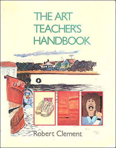 9780091641818: ART TEACHER'S HANDBOOK