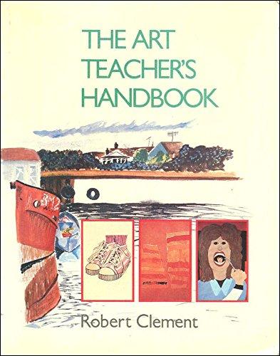 9780091641818: ART TEACHER'S HANDBOOK