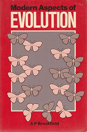 9780091645717: Modern Aspects of Evolution