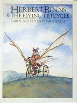 9780091652401: Herbert Binns and the Flying Tricycle