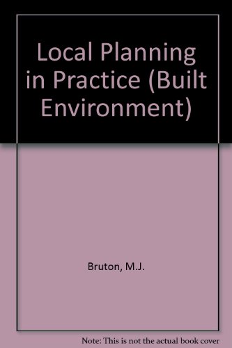 9780091653811: Local Planning in Practice (Built Environment)