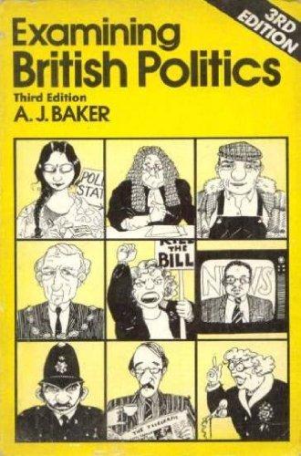 9780091655518: Examining British Politics