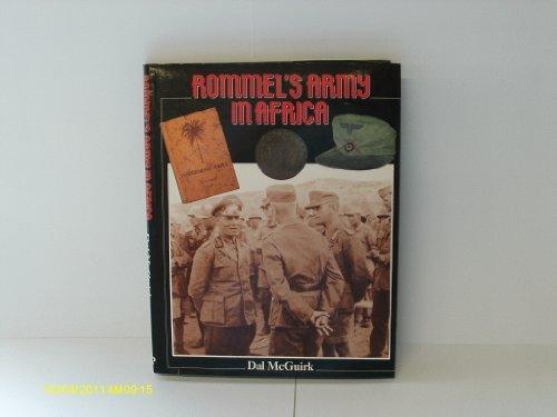 9780091664503: Rommel's Army in Africa