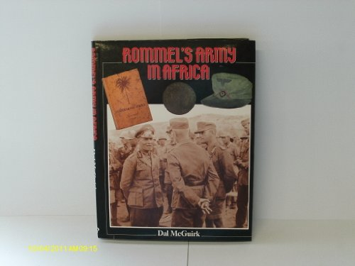 9780091664503: Rommel's Army in Africa
