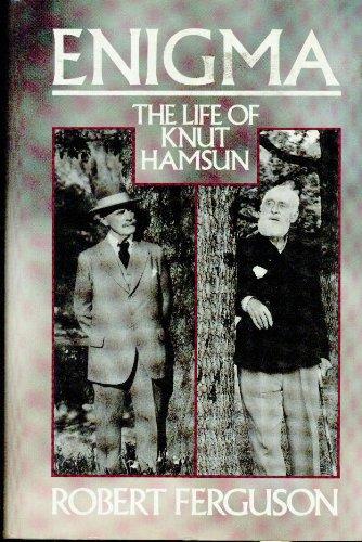 9780091671303: Enigma: Life of Knut Hamsun