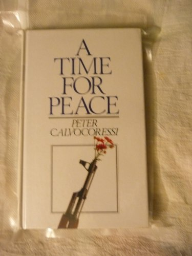 9780091675509: A Time for Peace