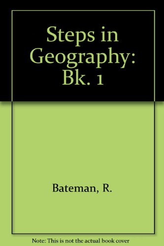 9780091675813: Steps in Geography (Bk. 1)