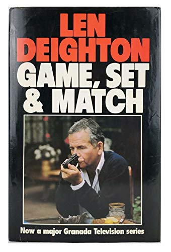 9780091677008: Game, Set & Match (Trilogy)