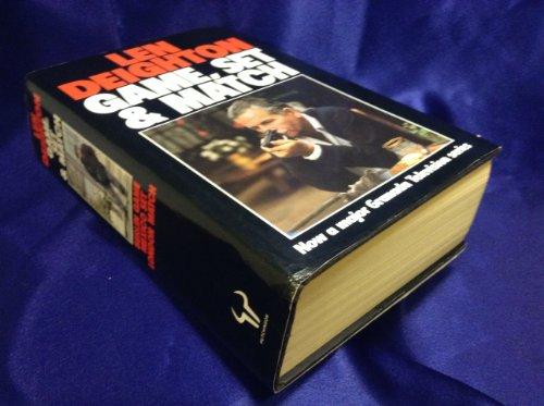 Game, Set & Match (Trilogy): Len Deighton