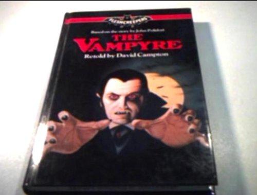 9780091678906: The Vampyre (Fleshcreepers)