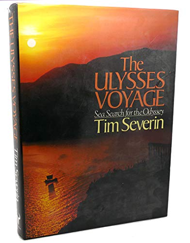 9780091683405: 'THE ULYSSES VOYAGE: SEA SEARCH FOR THE ''ODYSSEY'''