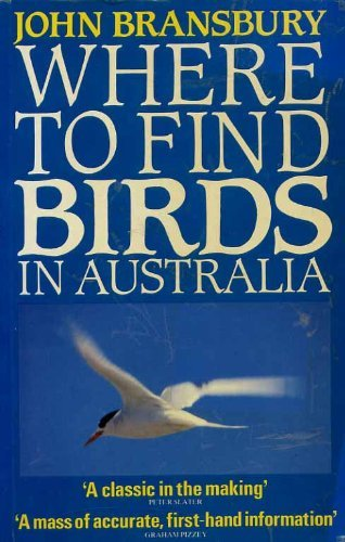 9780091689414: Where to Find Birds in Australia