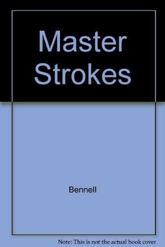 9780091690502: Master Strokes