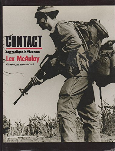 Contact: Australians in Vietnam: McAulay, Lex