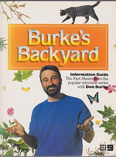 9780091697310: Burke's Backyard Information Guide (Volume 1)
