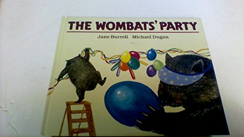 9780091697709: The Wombats' Party