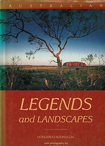 9780091698201: Australian legends and landscapes
