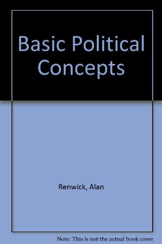 9780091707712: Basic Political Concepts
