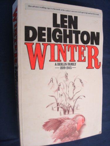 9780091709600: Winter: A Berlin Family, 1899-1945