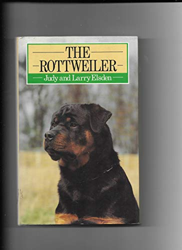9780091714000: The Rottweiler (Popular Dogs)