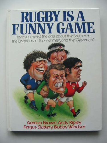 9780091714703: Rugby is a Funny Game