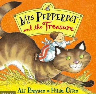 9780091717308: Mrs. Pepperpot and the Hidden Treasure