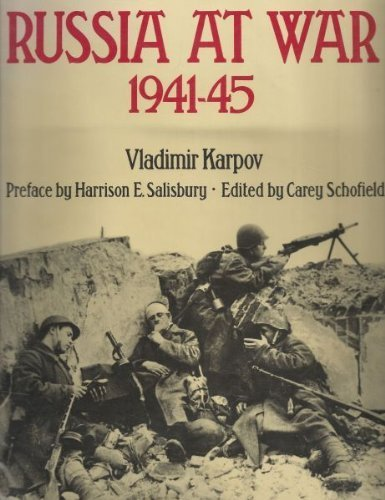 9780091726362: Russia at War, 1941-45