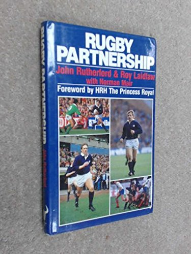 9780091727031: Rugby Partnership