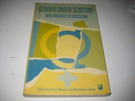 9780091728717: Gender Under Scrutiny: New Inquiries in Education