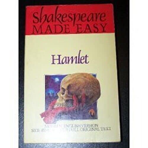 9780091729240: Shakespeare Made Easy: Hamlet